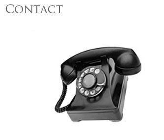 contact - telephone image